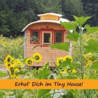 Erholen im Tinyhouse-