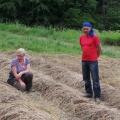 Wildniskultur meets bioenergetisches Gärtnern