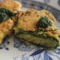 Rezept Blätter mit Polenta, einfach zu kochen-